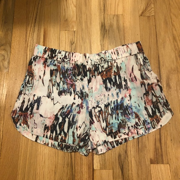 French Connection Pants - French Connection Flowy Shorts